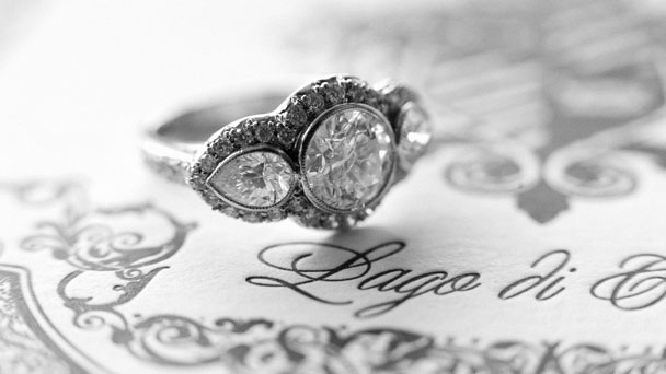 Wedding Inspirations Engagement rings An enduring symbol of love